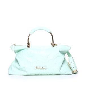 Женская итальянская сумка Braccialini B8720 зеленая