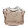 Итальянская кожаная сумка Ripani 4086 бежевая - цена, купить