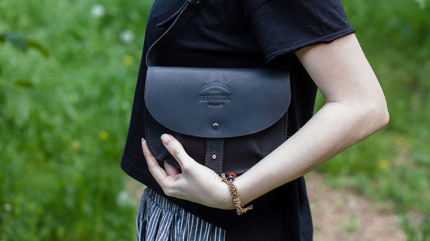 Уход за сумкой из натуральной кожи