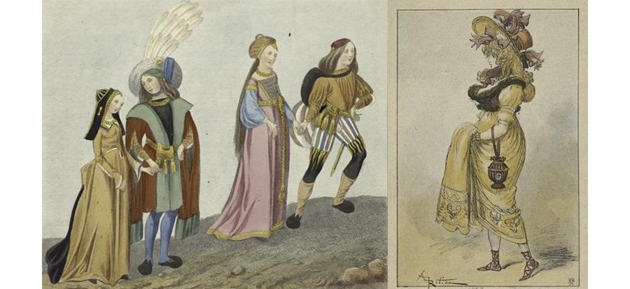 Сумки 17 век