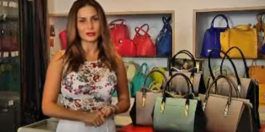 Интернет-магазин женских сумок «Северная-Венеция» снова на ТВ. 10 августа  2015 cbf86d8ed3f