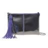 Кросс-боди Roberta Gandolfi 8033-violet из лаковой кожи - цена, купить