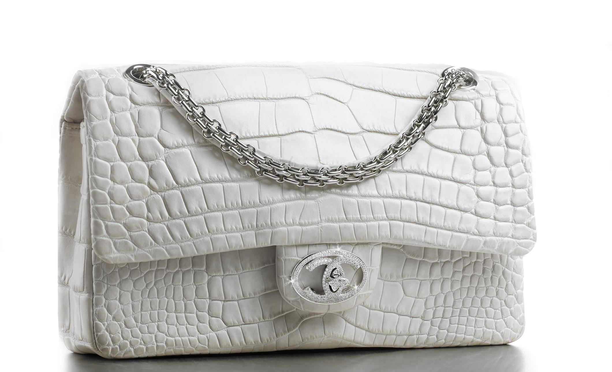 Сумка Chanel Dіamond Forever - $ 261 тысяч