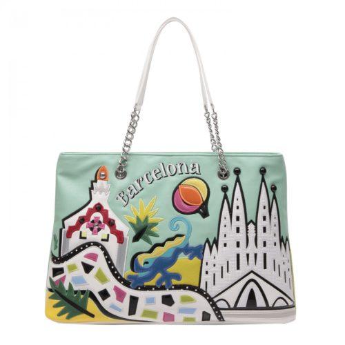 Женская сумка Braccialini 10212 из натуральной кожи - цена, купить