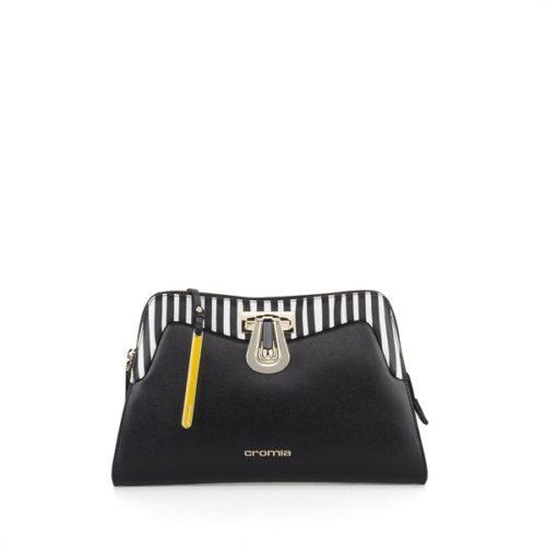 Женская сумка Cromia 1402689 черная - цена 9300 руб, купить