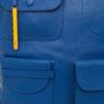 Итальянская кожаная сумка Cromia 1402775 синяя