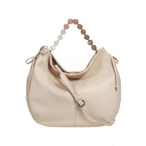 Женская сумка Roberta Gandolfi 1242 бежевого цвета - цена, купить