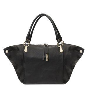 Итальянская сумка Di Gregorio 2681 nero - купить, цена