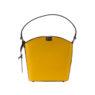 Купить бело-желтую сумку Cromia 1402724