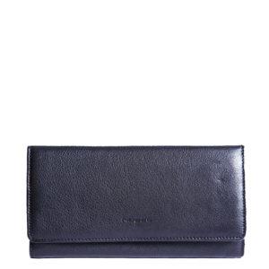 Женский кошелек Nobel 8235 (Германия) черный - цена 5000 руб, купить