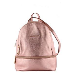 Купить рюкзак DI Gregorio 8509-rs розовый, натуральная кожа
