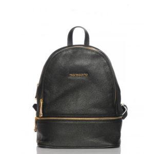 Купить рюкзак DI Gregorio 8515-8509-bl черная кожа
