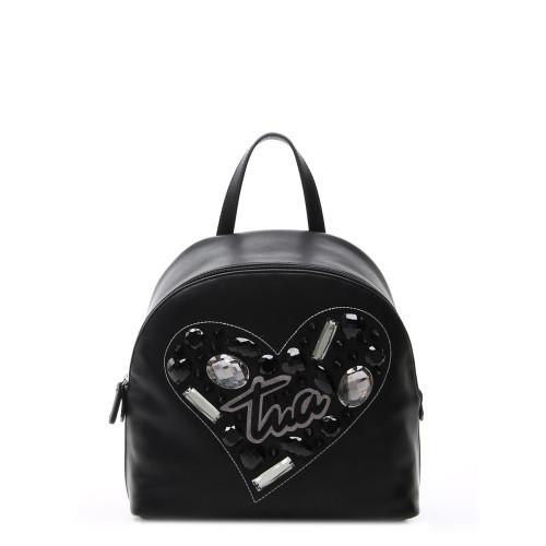Купить женский рюкзак Braccialini B11344-bl из натуральной кожи