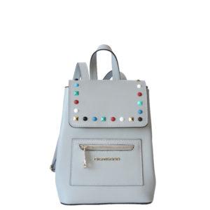 Купить женский рюкзак DI Gregorio 8577-grey серый