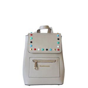 Купить итальянский рюкзак DI Gregorio 8577-bej