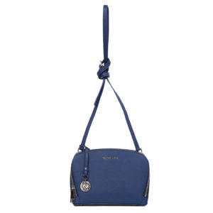 Купить сумку через плечо Cromia 1402964 синяя