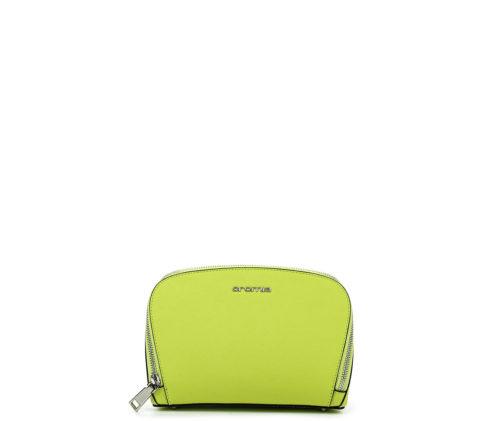 Сумка через плечо Cromia 1402964 зеленая - купить, цена 11000 руб.