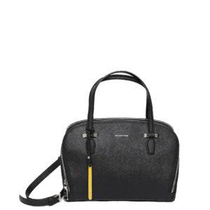 Купить сумку Cromia 1403384 черного цвета среднего размера