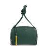 Купить сумку через плечо из натуральной кожи зеленого цвета Cromia 403380-blue