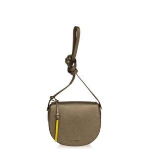 Купить женскую сумку через плечо Cromia 1403389-bronze бронзового цвета