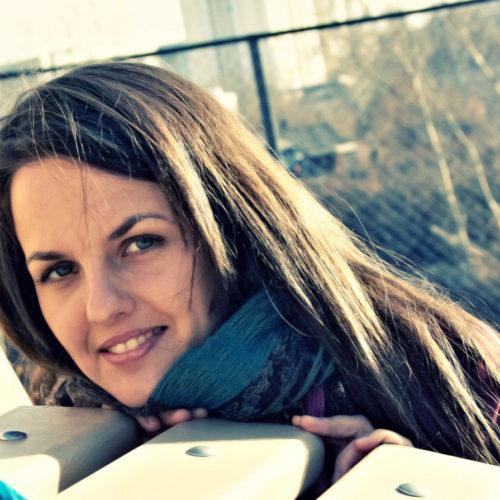 Вероника, дизайнер одежды