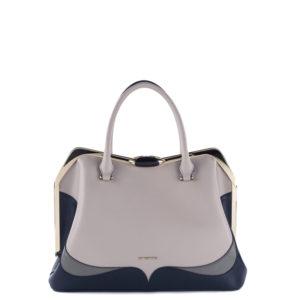 Купить женскую сумку Cromia 1403421 из натуральной бежевой кожи