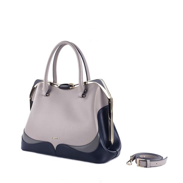 0698f8757667 ... Купить женскую сумку Cromia 1403421 из натуральной бежевой кожи