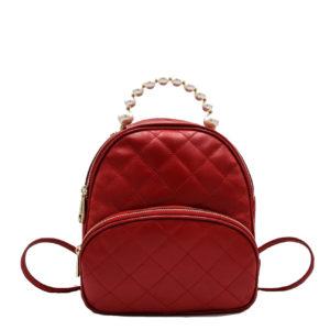 Рюкзак Roberta Gandolfi 1533 красная кожа - цена 18700, купить