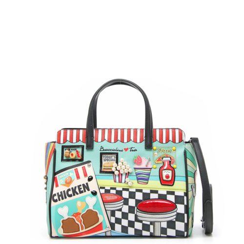 купить женскую сумку Braccialini 12030