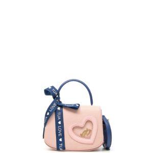 Женская сумка Braccialini 12052 розовая