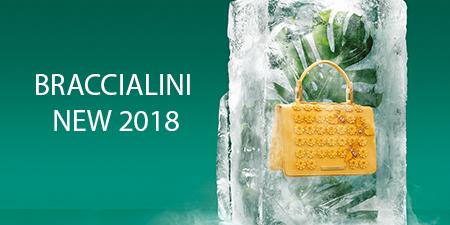 Новая коллекция Braccialini 2018