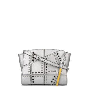 купить женскую сумку Cromia 1403615 серебристая