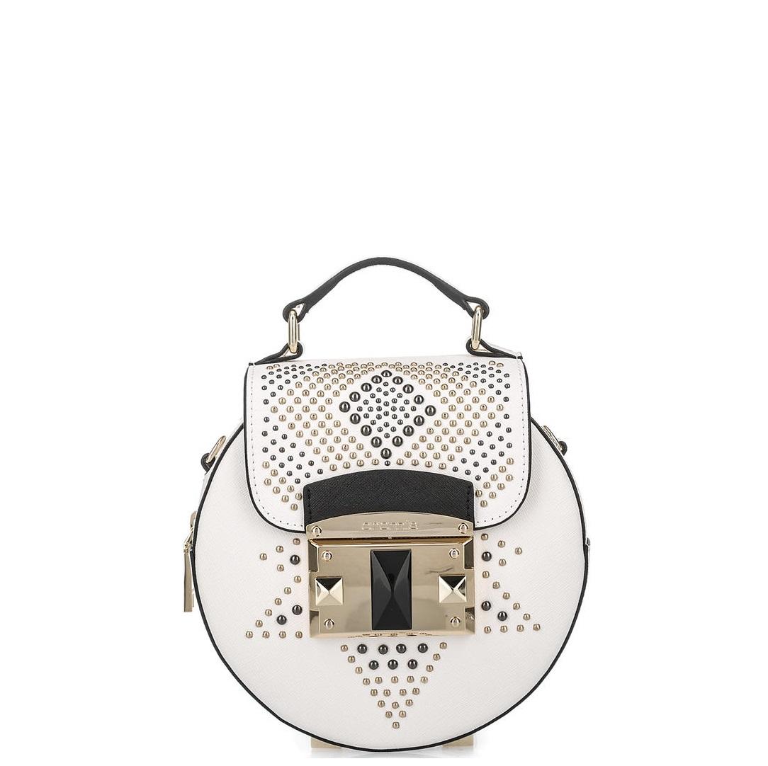 0102115afc43 Маленькая сумка Cromia 1403645 белая - цена, купить
