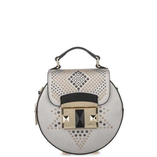 купить женскую сумку Cromia 1403645 серебристая