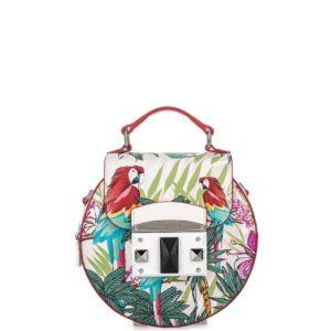купить женскую сумку 1403660 белая