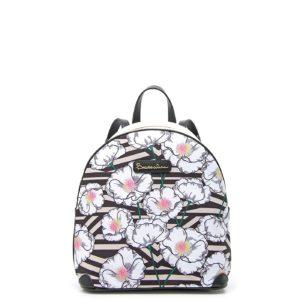 купить женский рюкзак Braccialini B11820 черно-белый