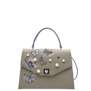 купить женскую сумку Roberta Gandolfi 1651 бежевая