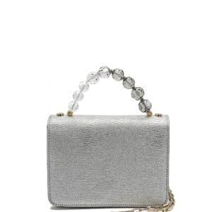купить женскую сумку Roberta Gandolfi 1650 серая