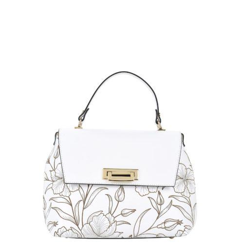 Маленькая сумка Ripani Candy 8443 белая - купить, цена 18500 руб43HF.00027 белая