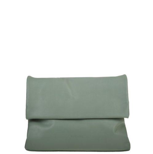 Сумка клатч Ripani Lime 7837 зеленая - купить, цена 13500 рублей