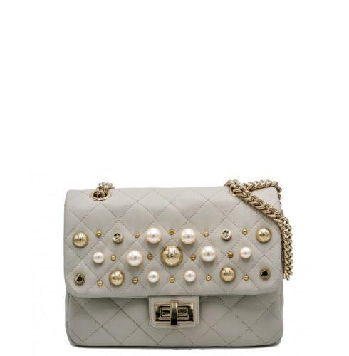 купить женскую сумку Roberta Gandolfi 6121 серая