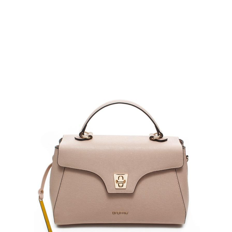37d892a70a15 Маленькая женская сумка Cromia 1403629 пудровая - цена руб., купить
