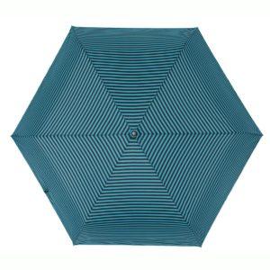 Женский маленький зонт Flioraj 6084 FJ черный - цена 1700 руб., купить