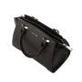 Купить среднюю сумку Cromia 1403834 черную - низкая цена, доставка