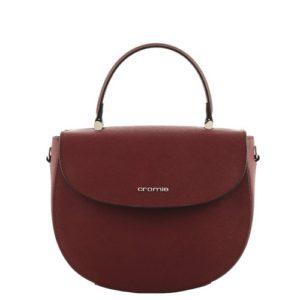 купить маленькую сумку Cromia 1403836 бордовую