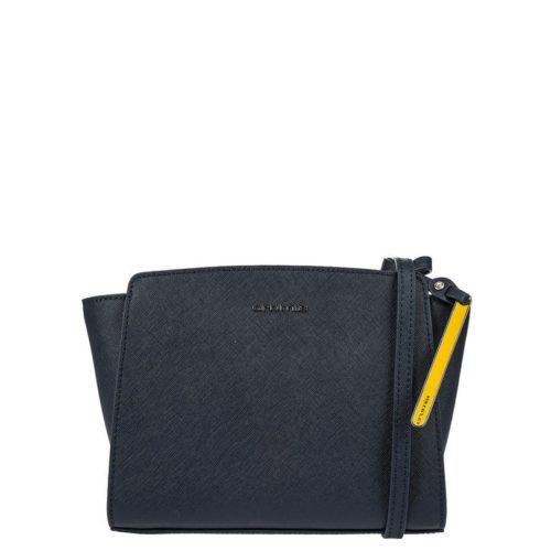 купить среднюю сумку Cromia 1403839 синюю