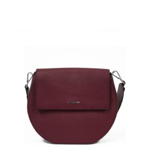 купить среднюю сумку Cromia 1403847 бордовая
