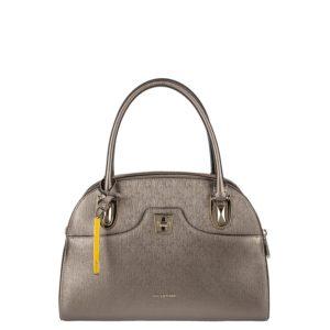 купить среднюю сумку Cromia 1403857G серебристая