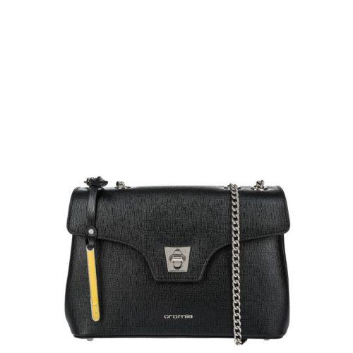 купить среднюю сумку Cromia 1403860NK черная
