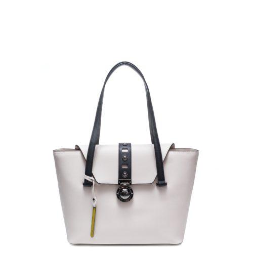 купить большую сумку Cromia 1403916 бежевая